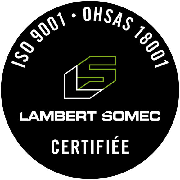 Certified OHSAS 18001