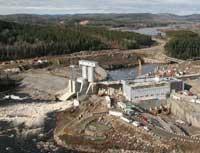 Hydro-Québec, centrale des Rapides-des-Coeurs