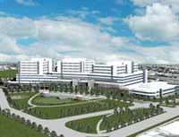 CUSM Centre Universitaire de Santé McGill - GISM, Montréal