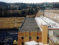 Hydro-Québec, Centrale<br/>La Tuque