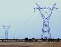 Société de gestion de l'énergie de Manantali (SOGEM), Sénégal<br/>ligne de transmission à haut voltage
