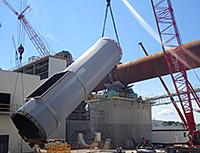 Ciment McInnis <br/>- Broyeur